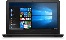 Dell Inspiron 15-3565 laptop (AMD E2-9000 /7th Gen/ 4GB/ 1TB HDD/ Win 10) Black