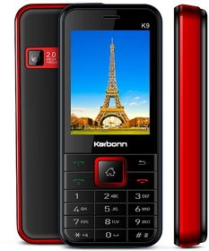 Karbonn Jumbo K9 Big Screen Big Battery