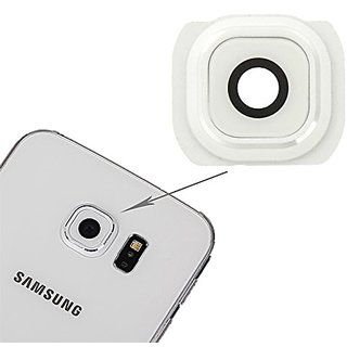 ACUTAS New Camera Lens Cover For Samsung Galaxy S6 White