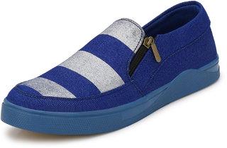 AFM MEN'S BLUE Loafers