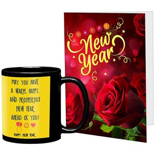 best wishes gift for new year for friends sister brother greeting message card