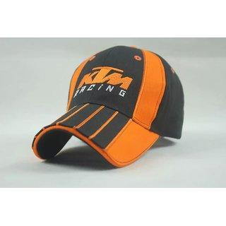 b4ac0740e4a Buy KTM Racing Motorcycle Baseball Cap Online - Get 69% Off