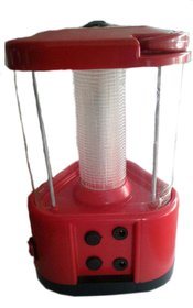 Solar Lantern With Panel, Adopter,MultiPle Charger Etc.