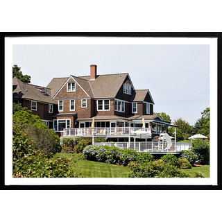 home scenery  poster (18X12 inch)