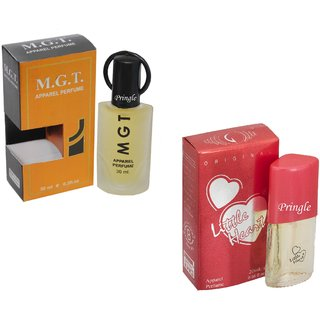 Skyedventures Set of 2 M.G.T 30ml-Littel Heart 20ml Perfume
