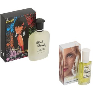 Skyedventures Set of 2 Black Beauty and Pleasame Perfume