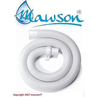 MAWSON easy 5 METER Washing Machine Outlet Drain Waste Water Hose Flexible Hose Pipe