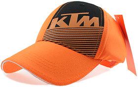 Cotton Snapback KTM caps