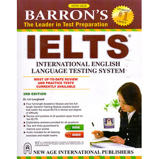 Barrons IELTS  International English Language Testing System