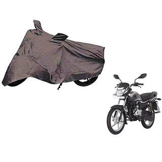 Autonity2x2 Grey Matty Bike Body Cover For Bajaj Platina