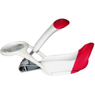 Magnifier Nail Cutter Set