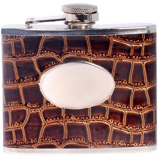 150ml 5oz Pocket Hip Flask Stainless Steel Bottle Liquor Drink Ware -15