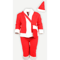 Gifts Online Christmas Dress For Kids - Santa Claus Dre