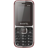 Rocktel W1M Mobile Phone With Uni Mattel Body 800 MAh B
