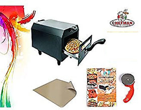 chefman micro combo electric tandoor with full accessories worth 1800