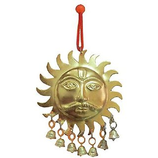 Hanging Surya for Positive Wibes