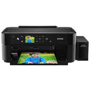 Epson L-810 14 Watts Photo Printer (Black)