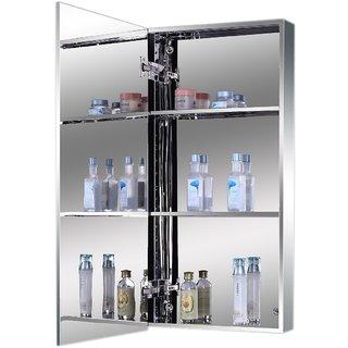 BRANCO Crystal Stainless Steel Bathroom Cabinet BRC-708SS