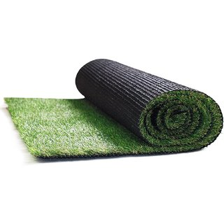 Best Artificial Grass For Balcony or Doormat, Soft and Durable Plastic Turf Carpet Mat, Artificial Grass(6.5 X 2 Feet)