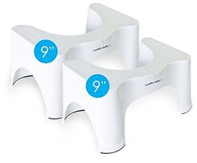 Squatty Potty Ecco Stool-9(Pack-2)