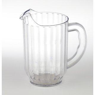 Godskitchen 1.8 Ltr - Polycarbonate Pitcher Jug - Cocktail Water Jug - Unbreakable - Dishwasher Safe