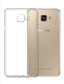 Samsung Galaxy J7 Prime Transparent Back Cover