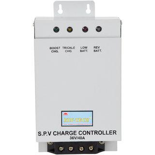 KIN-TECH 36V/40A PWM SOLAR CHARGE CONTROLLER