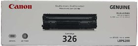 Canon 326 Original Black Toner Cartridge