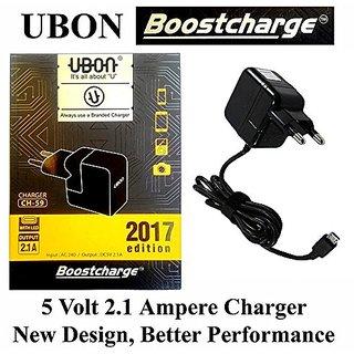 Ubon Boostcharger 2.1 Amp for All Smartphones