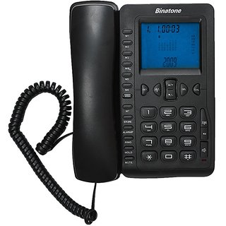 Binatone Concept 810N Telephone Instrument (Black)