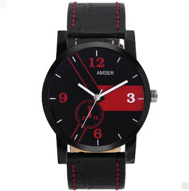 Amser New Casual Watch For Boys And Mens RED00145