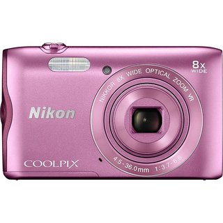 Nikon Coolpix A300(Pink)