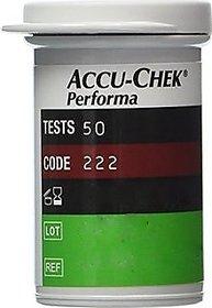 Accu-Chek Performa 50 Strips WITHOUT BOX Expiry 30 November 2018