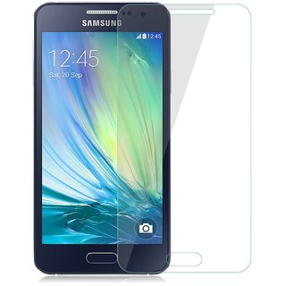 TEMPERED GLASS FOR SAMSUNG A8 SMARTPHONE WITH 5 PIECES COMBO