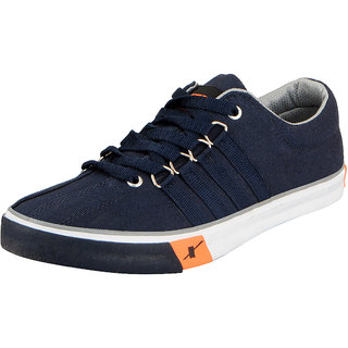 Sparx Mens Navy Canvas Sneakers