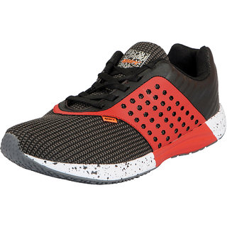 Black Red Sports Running Shoes Online