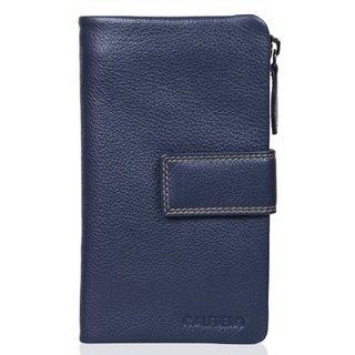 Calfnero Women Genuine Leather Wallet