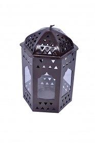 Anasadecor Brown Metal Lantern