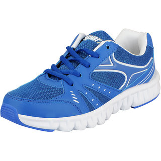 Sparx Womens Blue White Sports Running Shoes