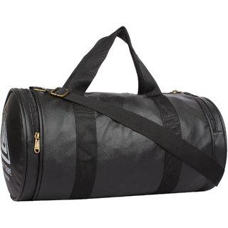 Junket Tribe Gym Bag Black Jtgym2Blk