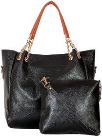 Zornna Dark Green Stylish Handbag