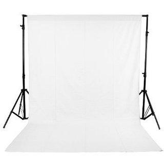 8 x12 FT WHITE LEKERA BACKDROP PHOTO LIGHT STUDIO PHOTOGRAPHY BACKGROUND