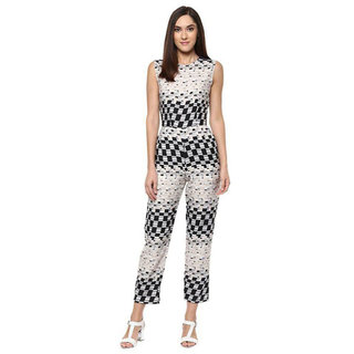 d40f2a7edc1 Buy Shree wow white Crepe Jumpsuit Online - Get 68% Off