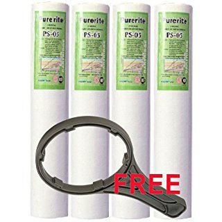 RO Filter Original Kemflo Spun Filters Pre-filter Pack of 4 filters
