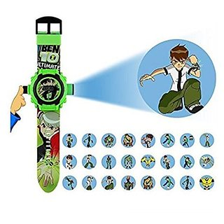 Ben 10 24 Image Projector Watch Gift For Kid