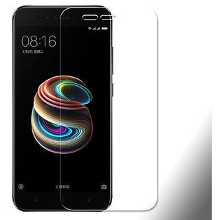 Transparent Clear Tempered Glass Screen Guard for MiA1 without Package