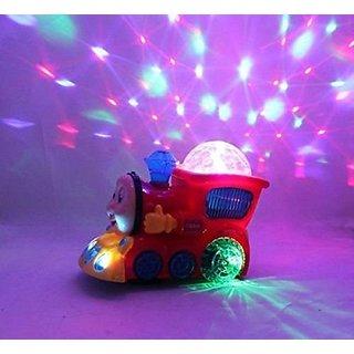 Kidz light and musical train