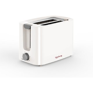 Lifelong LLPT09 800W Pop up Toaster - 2 slice