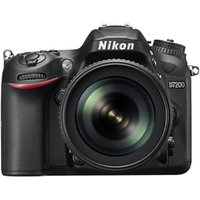 Nikon D7200 Body With AF-S 18 - 105 Mm VR Lens DSLR Cam