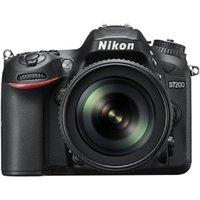 Nikon D7200 Body With AF-S 18 - 105 Mm VR Lens DSLR Cam